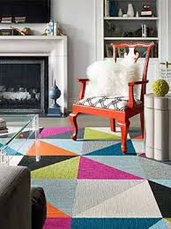 Modern Colorful Rugs Amazing Living Rooms Along With Stunning Colorful Rugs For