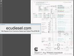 cummins l10 n14 m11 wiring diagram new celect