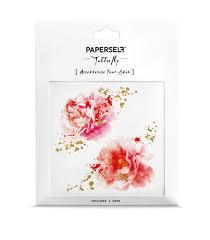 secret garden tattoo paperself paper lashes u0026 temporary tattoos