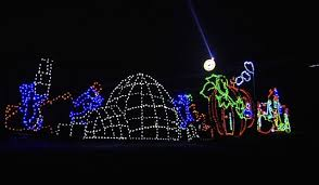 most affordable holiday light display in the atlanta area opens
