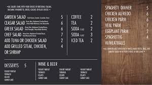 digital menu board templates eliolera com