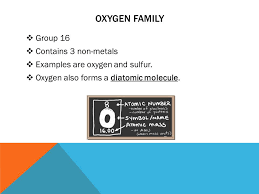 Sulfur On The Periodic Table Ch 4 Introduction To Atoms Section 4 5 The Periodic Table Eq