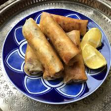 cuisine ramadan bourak a dish of ramadan algerian cuisine