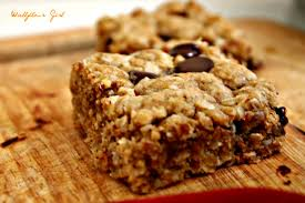 idiot proof healthy chocolate chip oat bars wallflour