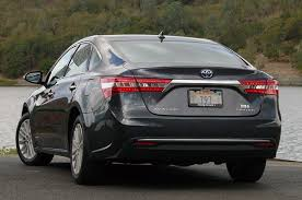 2013 toyota avalon 0 60 2013 toyota avalon limited 4dr sedan pricing and options