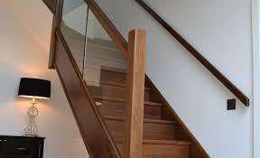Contemporary Staircase Design Stairs Design Modern Stairs Ireland Contemporary Walnut Staircase