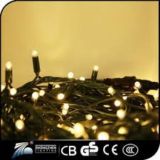 outdoor and indoor solar mini lights led string