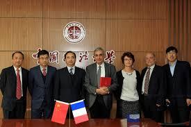 bureau des relations internationales délégation sud en chine l actualité à l université sud