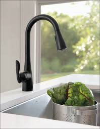black pull down kitchen faucet glacier bay pull down kitchen