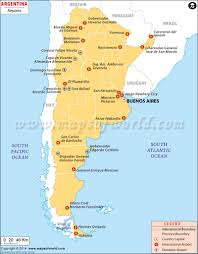 Los Angeles Airport Map by Argentina Airports Map Airports In Argentina