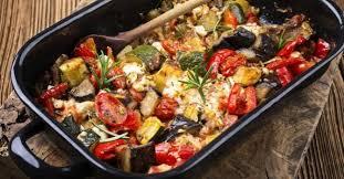 cuisine legere et dietetique folie légère de légumes au parmesan recette diététique parmesan