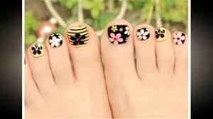 feet nail art design gallery nail art designs