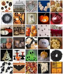 Decorations For Halloween 30 Diy Decorations For Halloween Apartment Therapy