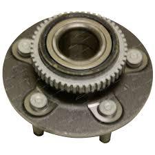 front set of 2 wheel bearing iljin iljin