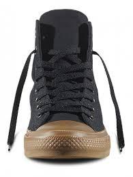 online shopping for converse chuck taylor ii hi top black black