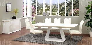 White Lacquer Dining Table by Articles With White Dining Table Ikea Tag Cool White Dining Table