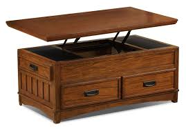 cross island sofa table cross island coffee table with lift top and casters the brick