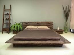 Floor Bed Frame Interior Design Diy Platform Bed Plans Popular Pallet Platform