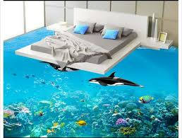 bedroom 3d floors 3d flooring ideas cool or
