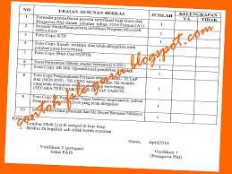 contoh surat pernyataan format a1 contoh surat pernyataan lembar check list map formulir pendaftaran