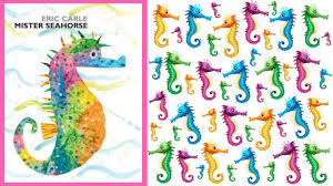 mister seahorse book by eric carle stories for kids children u0027s