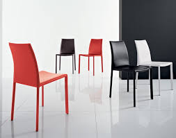 dining chairs unique leather dining room chairs contemporary