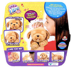 little live pets snuggles my dream puppy toys