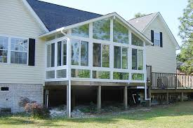 Sunrooms For Decks Turning A Deck Into A Sunroom Saragrilloinvestments Com