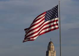Flying The Us Flag Upside Down Safety Concerns Prompt To Ask Students To Not Fly Flags