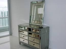 Mirrored Furniture Bedroom Ideas Cheap Bedroom Dressers With Mirrors Including Black Mirrored
