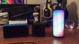 blackweb lighted bluetooth speaker review bluetooth speaker comparison ihome ibt16 vs blackweb bwa17aa002 vs
