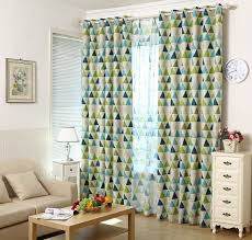 alifish 1 panel geometric triangle pattern thermal insulated