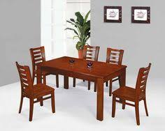 Unfinished Wood Dining Room Chairs Zuari Piru 6 Seater Dining Set With Glass Top Dining Table Sets
