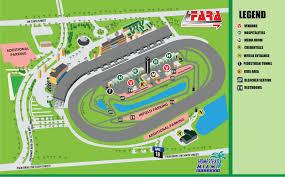 Florida Turnpike Map by Track Map Fara Usa Fara Usa