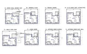 outdoor kitchen floor plans interior u0026 exterior doors