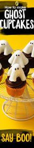 the 25 best ghost cupcakes ideas on pinterest halloween