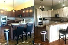 painting kitchen cabinets without sanding refinishing kitchen cabinets without stripping frequent flyer miles