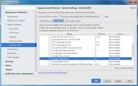 android developer kit get the usb driver android studio