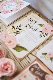 summer wedding invitations gorgeous summer wedding invitations chic vintage brides