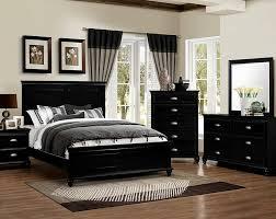 black leather bedroom set 13 home decoration