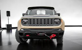 jeep safari concept 2017 jeep renegade turned comanche pickup truck