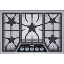 30 Stainless Steel Gas Cooktop Thermador Masterpiece Series 30