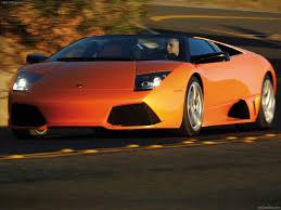 Lamborghini Murcielago Orange - lamborghini murcielago lp640 roadster 2007 pictures
