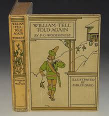 william tell told again by wodehouse a c black abebooks