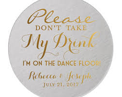 wedding coasters wedding coasters etsy
