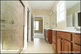 galley bathroom designs why are more homebuyers taking the tub out of the master bath