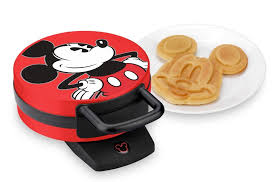 disney dcm 12 mickey mouse waffle maker kitchen