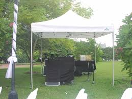 rent a canopy nyi folding canopy
