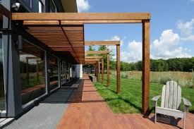Flat Roof Pergola Plans by Marvelous Wooden Pergola Designs Ideas In Patio Modern Design