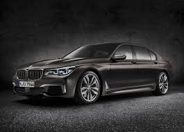 bmw 740m bmw m760li xdrive gets 6 6 liter v12 turbo with 600 horses